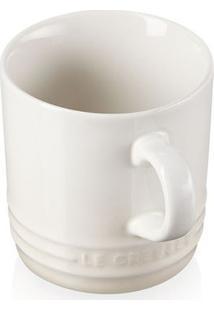 Caneca Espresso 100 Ml Branco Meringue Le Creuset