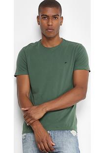 Camiseta Ellus Estonada Masculina - Masculino