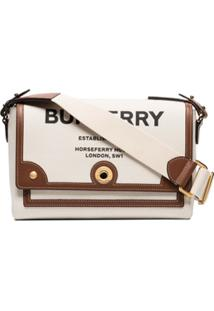 Burberry Bolsa Tiracolo Neutral Note - Neutro