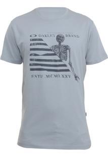 Camiseta Oakley Black Tape - Masculino