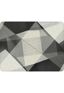Tapete Love Decor Sala Wevans Geometric ÚNico - Cinza - Dafiti