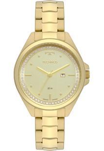 Relógio Technos Trend Dourado 2015Cbv4X