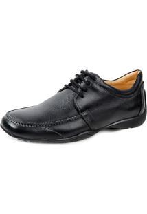 Sapato Sandro Moscoloni Alturas Oxford Preto