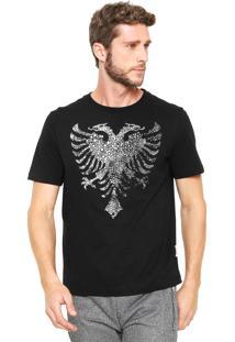 Camiseta Cavalera Águia Preta