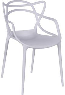 Cadeira Solna- Branca- 83,5X43X54Cm- Or Designor Design