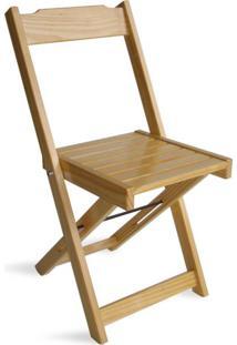 Cadeira Dobrável Tendo Natural