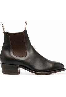 R.M.Williams Low-Heel Ankle Boots - Marrom