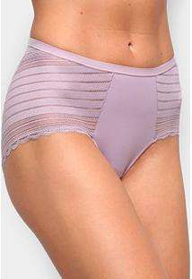 Calcinha Hot Panty Liz Streamline 80913 - Feminino-Rosa