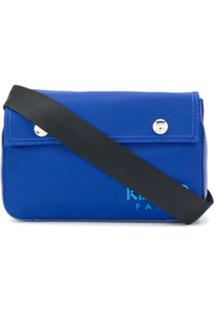 Kenzo Bolsa Tiracolo Kenzo Paris - Azul