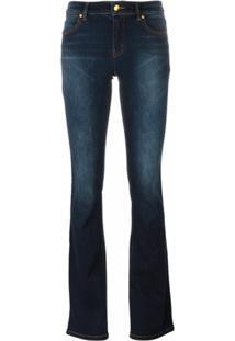Michael Michael Kors Calça Jeans Bootcut - Azul