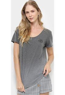 50977361f R$ 199,99. Netshoes Camiseta Colcci Estampa Floral Feminina ...