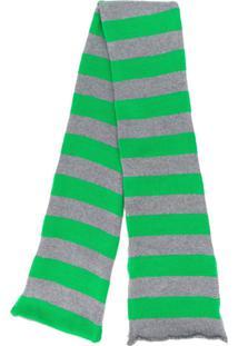 La Doublej Cachecol De Tricô - Verde