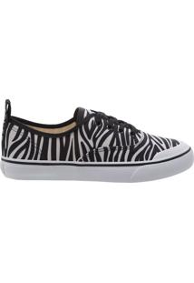 Tênis Long Zebra | Fiever