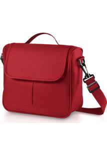 Bolsa Térmica Cooler Bag Vermelho Multikids Baby - Bb029