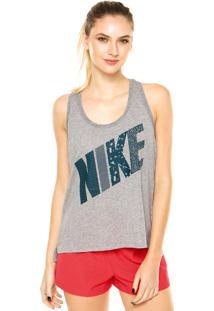Regata Nike Sportswear Prep Mixed Cinza