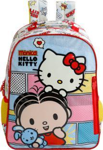 Mochila Hello Kitty Mônica - Bff
