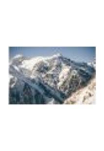 Painel Adesivo De Parede - Montanhas - Neve - 801Pnp
