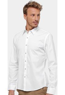 Camisa Social Ellus 2Nd Floor Masculina - Masculino