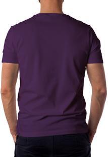 Camiseta Ventura Boones Roxo