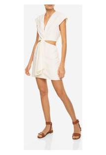 Vestido Nadya Off White (White)