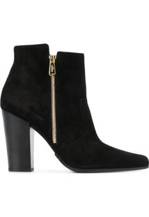 Balmain Ankle Boot 'Anthea' - Preto