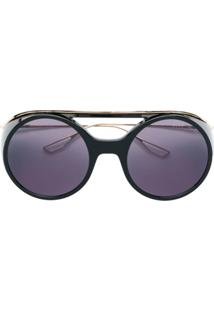 Dita Eyewear Óculos De Sol 'Spacecraft' - Preto
