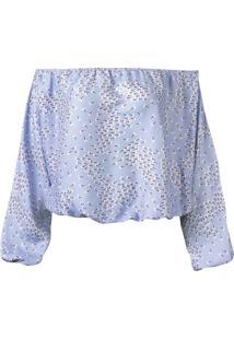 Blusa Dzarm Azul