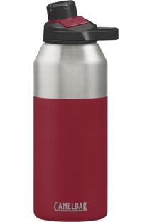 Garrafa Térmica 1 Litro Chute Mag Vaccum Camelbak Vermelha