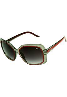 Óculos De Sol Sun John Salinas Fumê