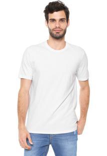 Camiseta Hering Comfort Branca