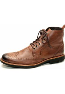 Bota The Box Project Lous Masculina - Masculino-Marrom