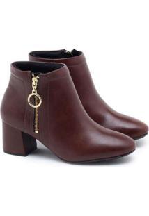 Ankle Boot Modare Marrom