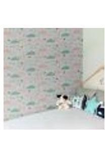 Papel De Parede Adesivo Infantil Céu N010053 Rolo 0,58X3,00M