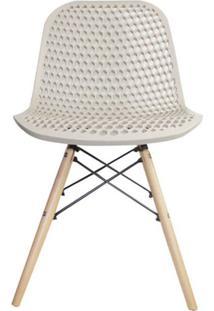 Cadeira Eloisa Colmeia Nude