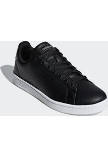 Tênis Adidas Advantage Ii Masculino - Masculino-Preto