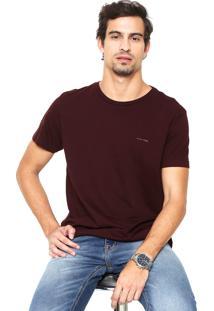 Camiseta Richards Lisa Vinho