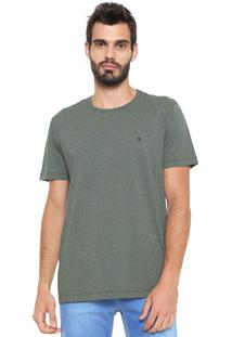Camiseta Forum Logo Verde