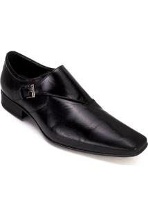 Sapato Jota Pe 40105 - Masculino-Preto