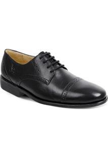 Sapato Em Couro Verona 220210 - Masculino