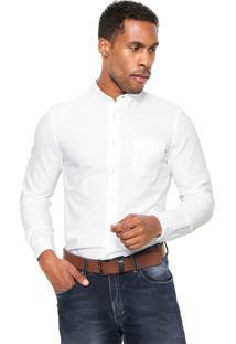 Camisa Timberland Bolso Branca