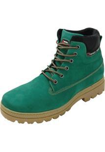 Bota Atron Shoes - Masculino-Verde