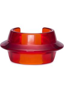 Bracelete Feminino Stain - Vermelho