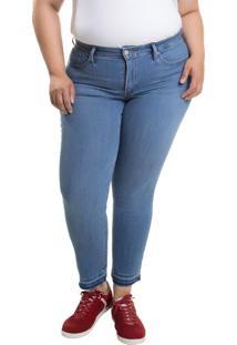 Calça Jeans Levis 311 Shaping Skinny Plus Size - 16Xm