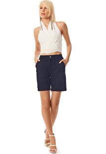 Bermuda Morena Rosa Mom Basica Jeans - Jeans - Feminino - Dafiti