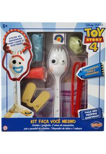 Kit Faça Você Mesmo Garfinho Toy Story 4 - Toyng