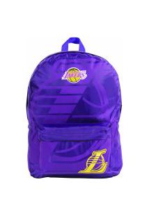Mochila De Costas Nba Los Angeles Lakers