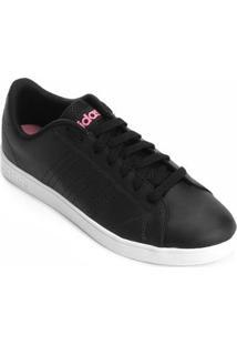Tênis Adidas Vs Advantage Clean Feminino - Feminino-Preto