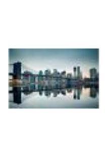 Painel Adesivo De Parede - Nova Iorque - Cidade - 897Pnm