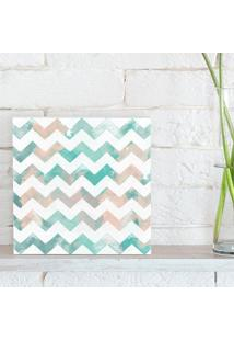 Quadro - Brushed Chevron