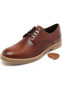 Sapato Social Couro Reserva Dudu Marrom